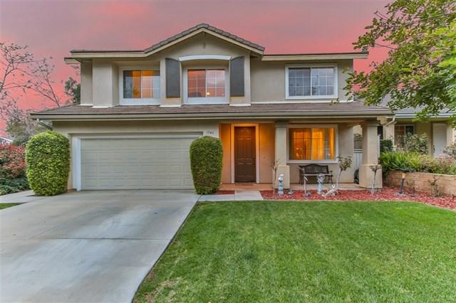 1546 Summer Creek Court, Vista, CA 92084 (#190015060) :: Hometown Veterans