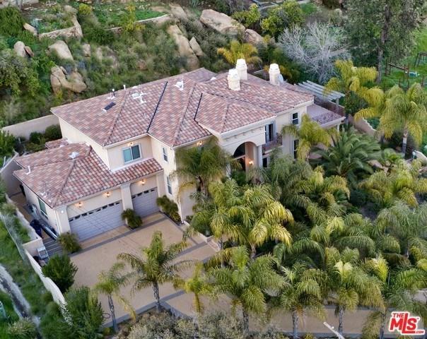 23941 Homezell Drive, West Hills, CA 91304 (#19446364) :: The Laffins Real Estate Team