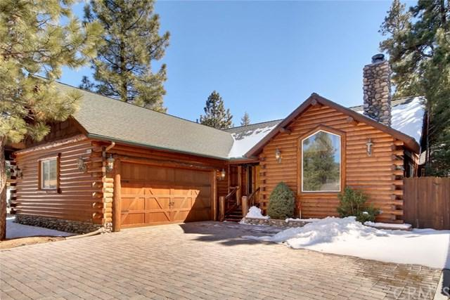 546 E Fairway Boulevard, Big Bear, CA 92314 (#EV19062971) :: Millman Team