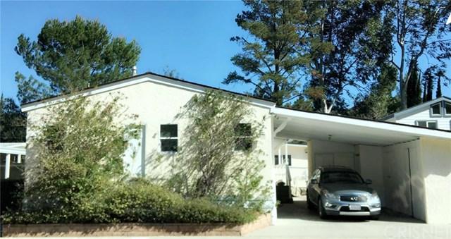 23777 Mulholland Hwy Spc 45, Calabasas, CA 91302 (#SR19063209) :: Millman Team