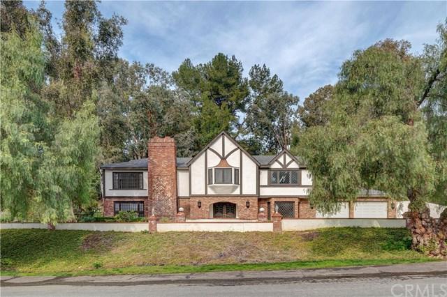 1215 Encinas Drive, La Habra Heights, CA 90631 (#PW19063206) :: Millman Team