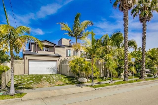 3506 Promontory Street, Pacific Beach, CA 92109 (#190015234) :: Bob Kelly Team