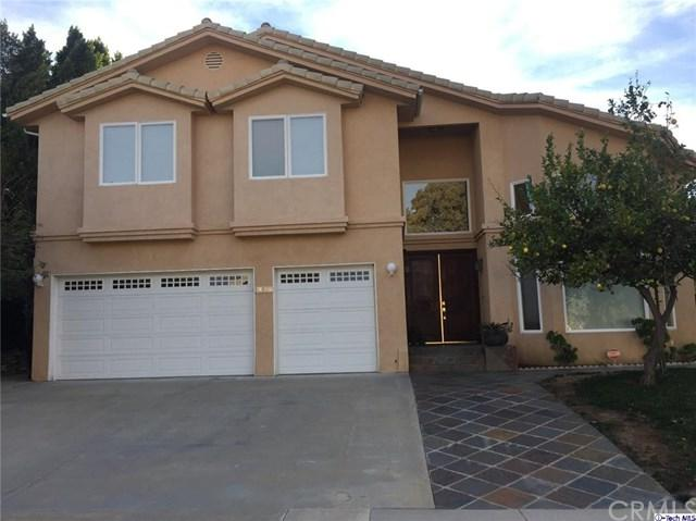 19146 Merion Drive, Northridge, CA 91326 (#319001141) :: Fred Sed Group