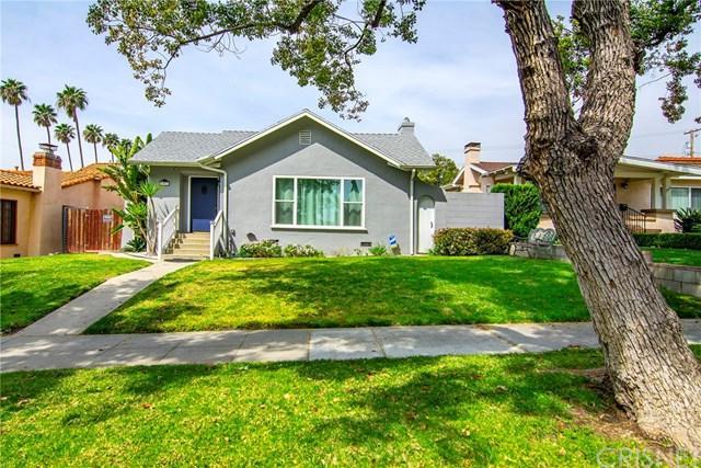 1007 E Angeleno Avenue, Burbank, CA 91501 (#SR19059660) :: Millman Team