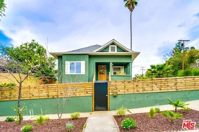6423 Planada Avenue, Los Angeles (City), CA 90042 (#19446504) :: Go Gabby