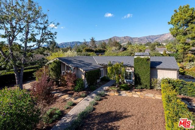 1582 Sinaloa Drive, Santa Barbara, CA 93108 (#19445550) :: RE/MAX Parkside Real Estate