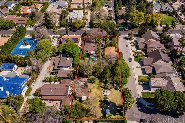 4915 Gloria Avenue, Encino, CA 91436 (#SR19061308) :: Fred Sed Group