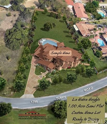 1798 Tumin Road, La Habra Heights, CA 90631 (#PW19063688) :: Millman Team