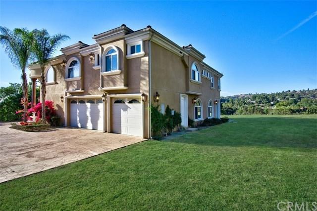 215 E Avocado Crest Road, La Habra Heights, CA 90631 (#PW19063795) :: Millman Team