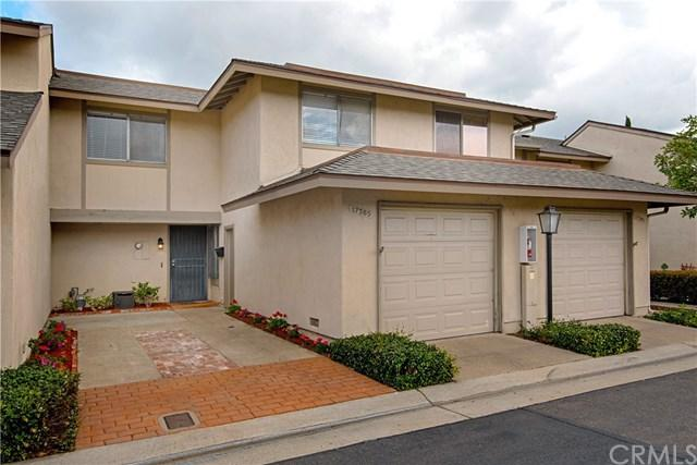 17385 Via Calma #92, Tustin, CA 92780 (#PW19050677) :: Scott J. Miller Team/ Coldwell Banker Residential Brokerage