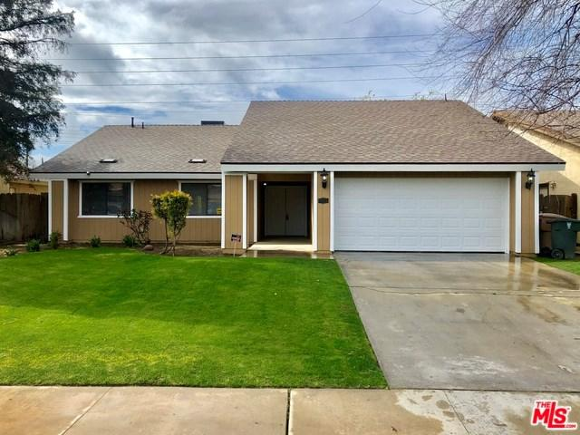 4305 Newcombe Ave., Bakersfield, CA 93313 (#19446712) :: Millman Team
