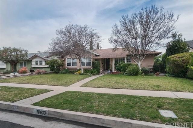 18633 Gledhill Street, Northridge, CA 91324 (#SR19060511) :: Fred Sed Group