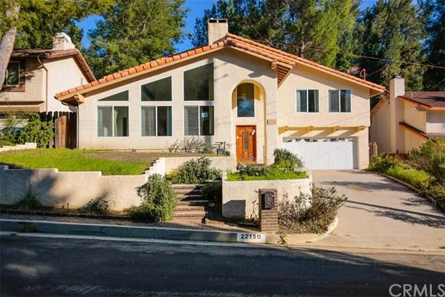 22150 Needles Street, Chatsworth, CA 91311 (#IV19064075) :: Millman Team