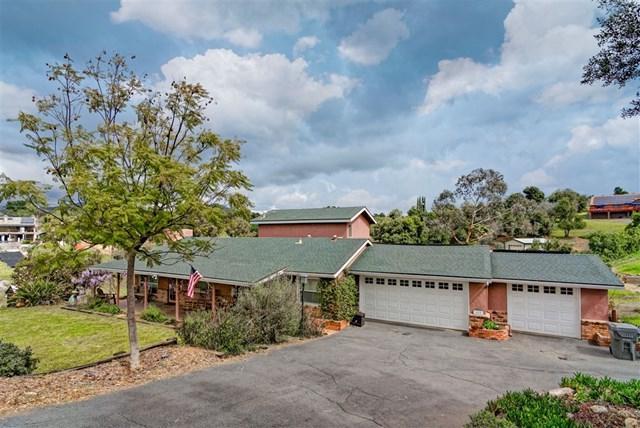 805 Van Horn Road, El Cajon, CA 92019 (#190015410) :: Bob Kelly Team