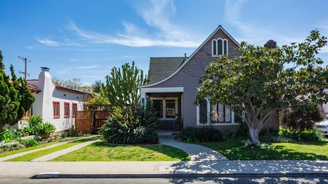 3461 Olive St., San Diego, CA 92104 (#190015416) :: Bob Kelly Team