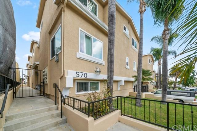 570 W 14th Street #3, San Pedro, CA 90731 (#OC19064154) :: Fred Sed Group