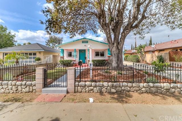 209 N Alameda Avenue, Azusa, CA 91702 (#CV19064234) :: Go Gabby