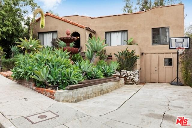 4610 Mont Eagle Place, Los Angeles (City), CA 90041 (#19446806) :: Millman Team