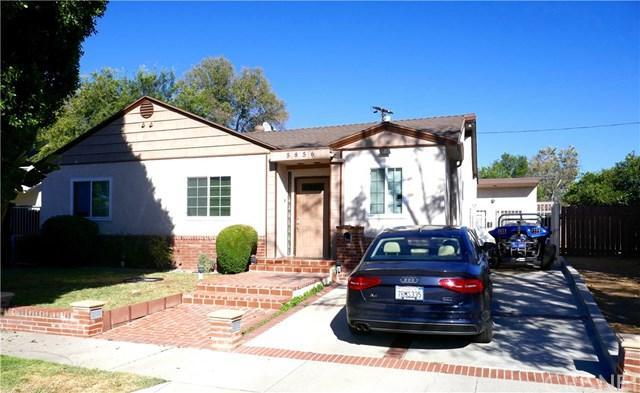 5856 Alonzo Avenue, Encino, CA 91316 (#SR19064368) :: Fred Sed Group