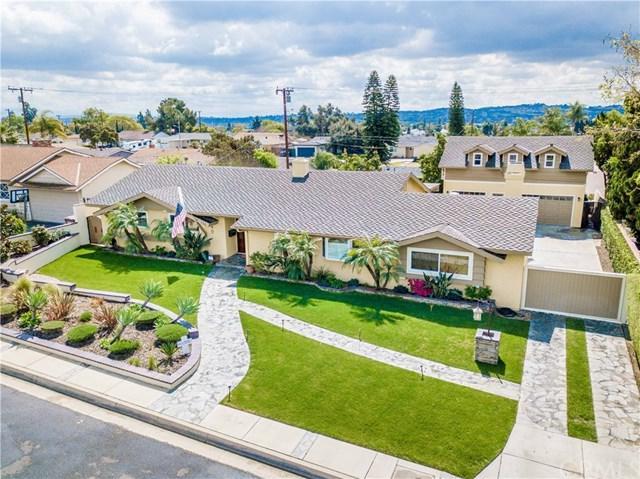 126 Janine Drive, La Habra Heights, CA 90631 (#TR19064408) :: Millman Team