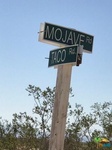 30 Taco Drive, 29 Palms, CA 92277 (#19446986PS) :: Allison James Estates and Homes