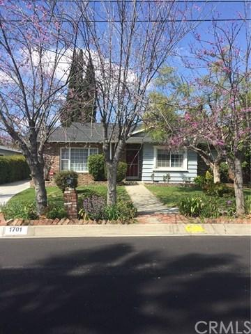1701 Rosewood Drive, Monrovia, CA 91016 (#CV19064658) :: The Laffins Real Estate Team