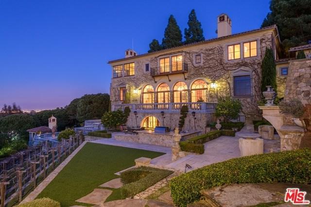 705 Via La Cuesta, Palos Verdes Estates, CA 90274 (#19446150) :: Steele Canyon Realty