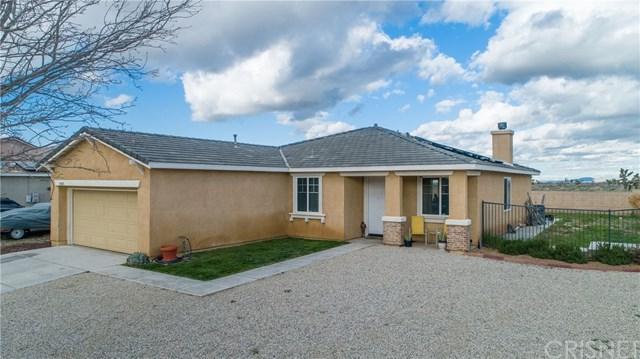 43028 Yaffa Street, Lancaster, CA 93535 (#SR19063882) :: Allison James Estates and Homes