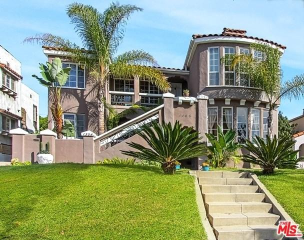 1306 S Longwood Avenue, Los Angeles (City), CA 90019 (#19447122) :: J1 Realty Group