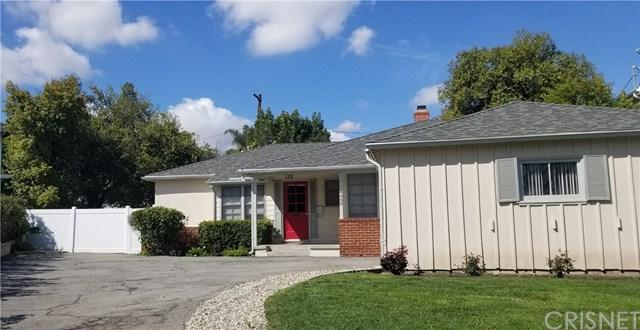 4909 Rupert Avenue, Encino, CA 91316 (#SR19064600) :: Fred Sed Group