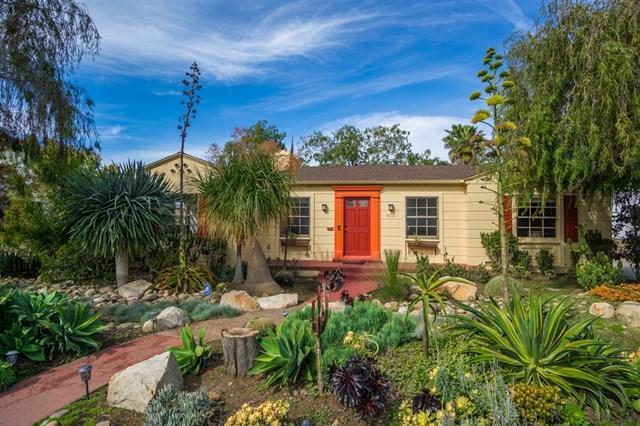 4616 El Cerrito Drive, San Diego, CA 92115 (#190015623) :: J1 Realty Group