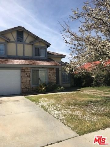 38025 Boxthorn Street, Palmdale, CA 93552 (#19447192) :: Allison James Estates and Homes