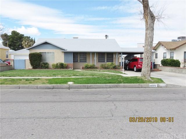 44515 Cedar Avenue, Lancaster, CA 93534 (#SR19065141) :: Allison James Estates and Homes