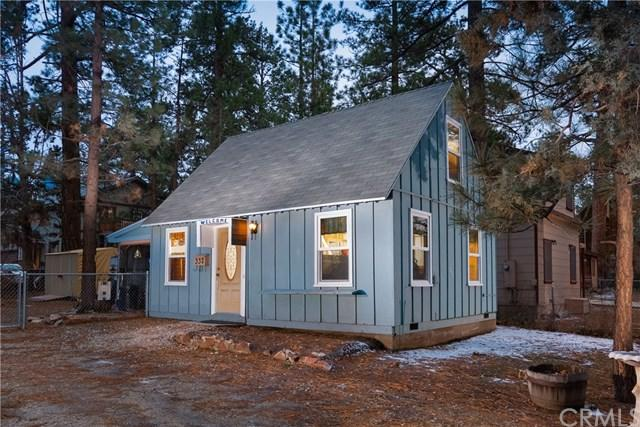 332 E Barker Boulevard, Big Bear, CA 92314 (#PW19064514) :: Millman Team