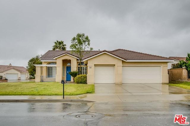 4210 Annisa Avenue, Hemet, CA 92544 (#19445924) :: The Laffins Real Estate Team