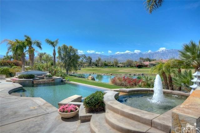5 Via Verde, Rancho Mirage, CA 92270 (#219008397DA) :: The DeBonis Team