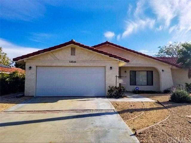 64549 Spyglass Ave, Desert Hot Springs, CA 92240 (#TR19065387) :: OnQu Realty
