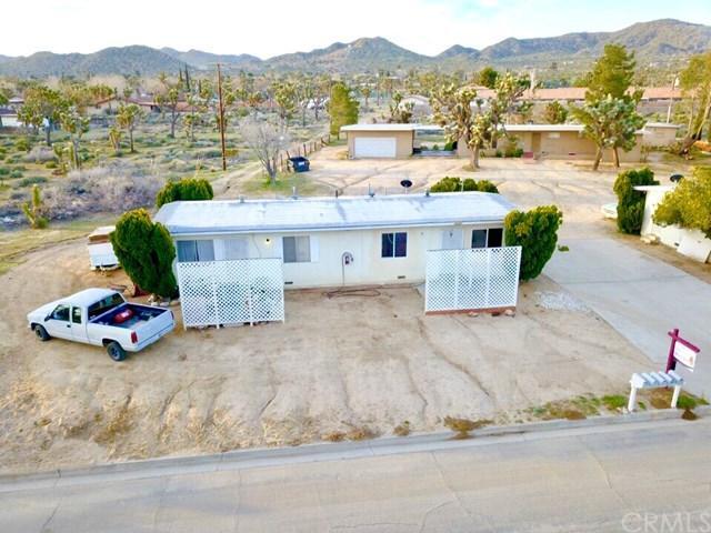 55335 Santa Fe, Yucca Valley, CA 92284 (#CV19064843) :: Millman Team
