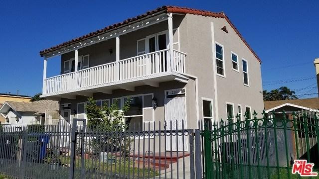 1224 S Mullen Avenue, Los Angeles (City), CA 90019 (#19447384) :: J1 Realty Group