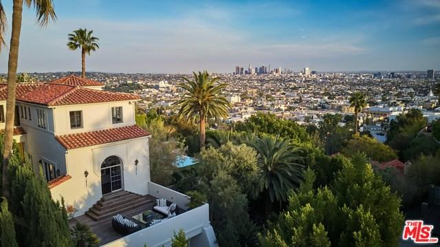 2172 W Live Oak Drive, Los Angeles (City), CA 90068 (#19444984) :: Millman Team