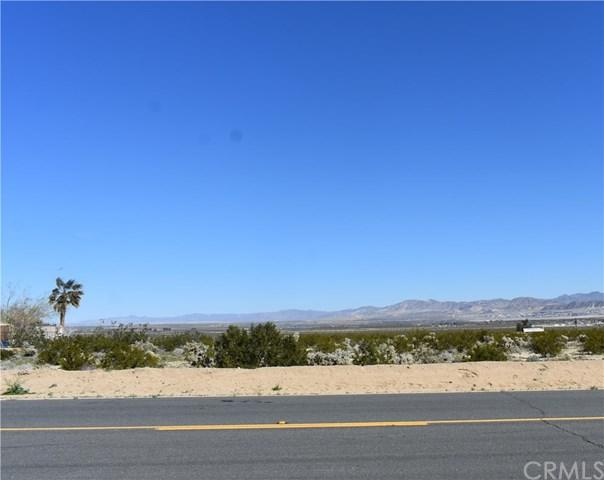 0 Two Mile Road, 29 Palms, CA 92277 (#JT19063665) :: Realty ONE Group Empire