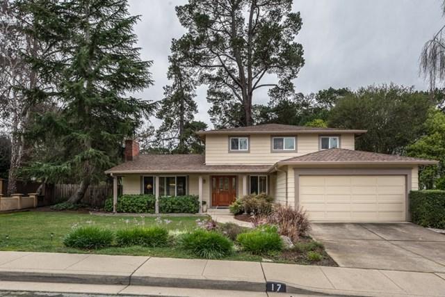 17 Antelope Lane, Monterey, CA 93940 (#ML81743987) :: J1 Realty Group