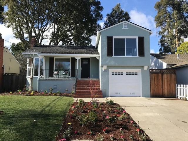 1537 Westmoor Road, Burlingame, CA 94010 (#ML81743993) :: Mainstreet Realtors®