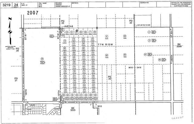 0 Vac/Vic Avenue H8/86 Stw, Del Sur, CA 93536 (#CV19066073) :: Abola Real Estate Group