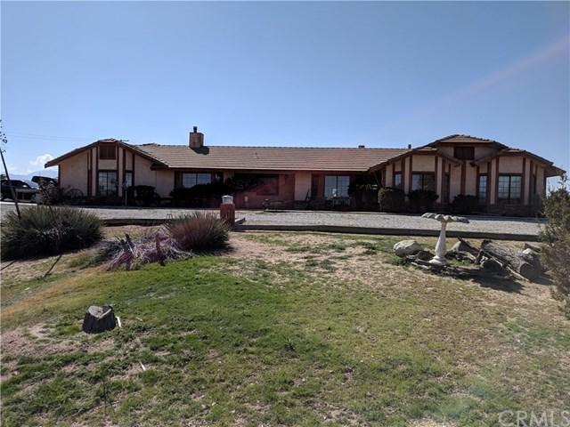 11778 Buffalo Road, Oak Hills, CA 92344 (#CV19066325) :: Millman Team