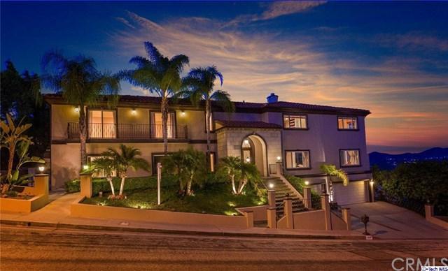 1920 Starvale Road, Glendale, CA 91207 (#319001188) :: The Brad Korb Real Estate Group
