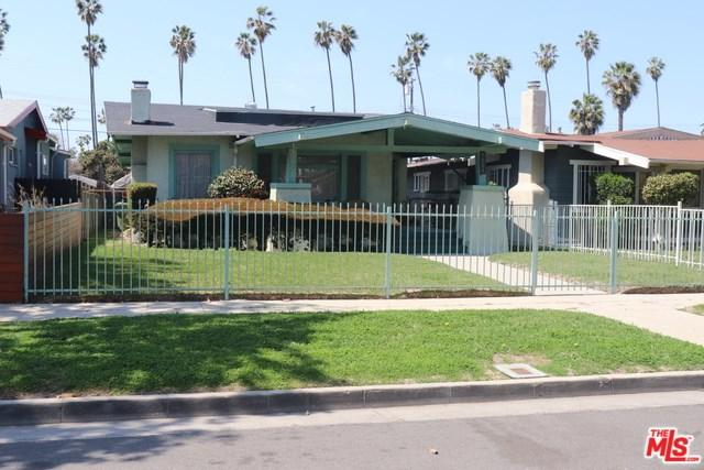 5223 S St Andrews Place, Los Angeles (City), CA 90062 (#19447872) :: RE/MAX Empire Properties