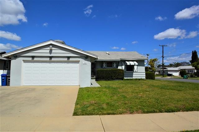 1312 Dunsmuir St, El Cajon, CA 92019 (#190015988) :: The Laffins Real Estate Team