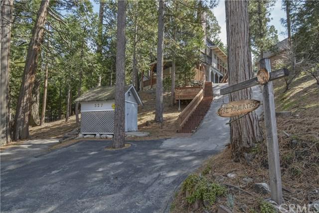 527 Rainier Road, Lake Arrowhead, CA 92352 (#EV19066658) :: Go Gabby
