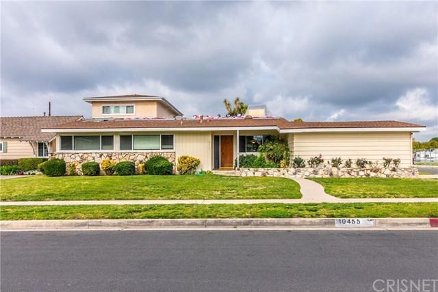 10455 Gaynor Avenue, Granada Hills, CA 91344 (#SR19053063) :: Zilver Realty Group